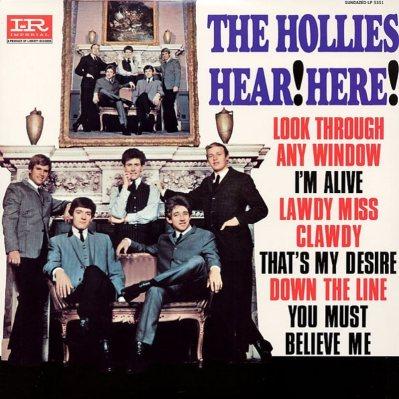 HOLLIES 02 HEAR COV