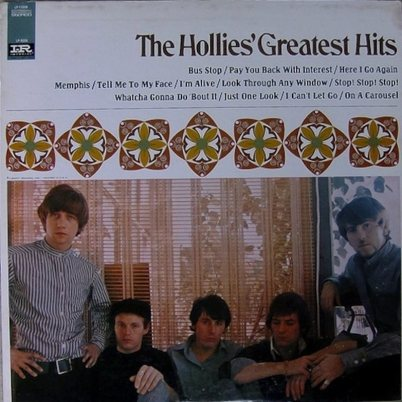 HOLLIES 05 GREAT C