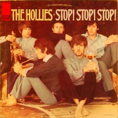 HOLLIES 06 STOP STOP C