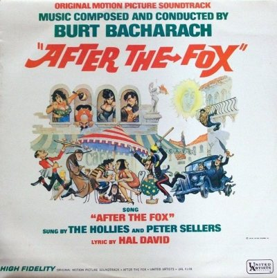 HOLLIES 10 - AFTER FOX C
