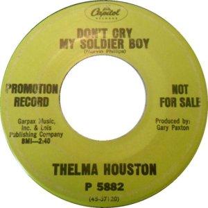 HOUSTON THELMA 67 A