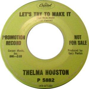 HOUSTON THELMA 67 B