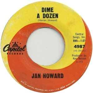HOWARD JAN 63