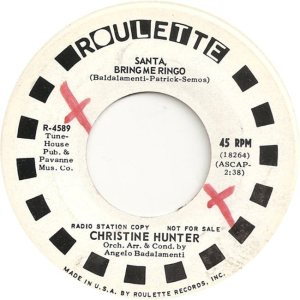 HUNTER CHRISTINE 64 A