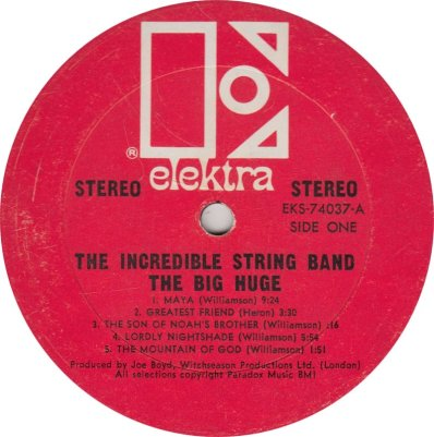 INCREDIBLE STRING 04 HUGE