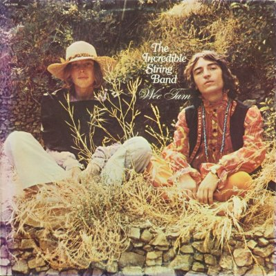 INCREDIBLE STRING BAND - ELEKTRA WEE TAM (1)