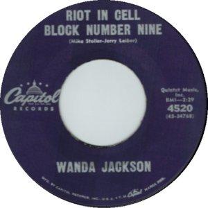 JACKSON WANDA 61 A