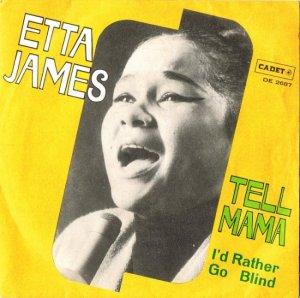 JAMES ETTA 68 ITALY