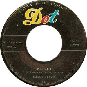 JARVIS CAROL 57 A