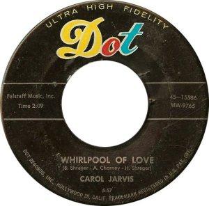 JARVIS CAROL 57 B