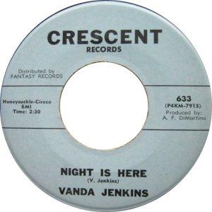 JENKINS VENDA 63 B