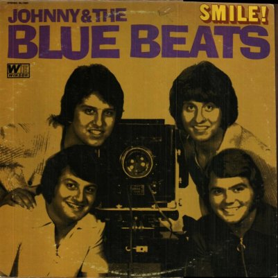 JOHNNY BLUE BEATS COVER