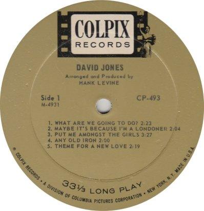 JONES DAVID 01