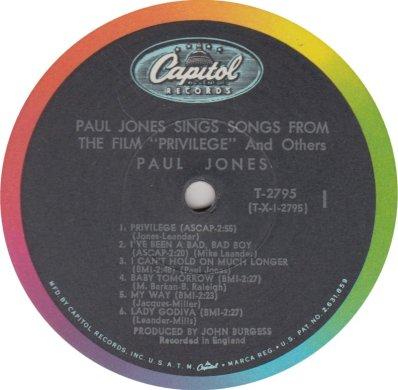 JONES PAUL R1