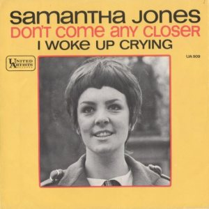JONES SAMANTHA PS