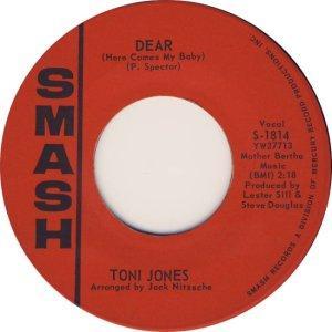 JONES TONI 63 A
