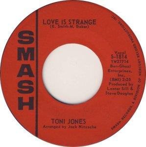 JONES TONI 63 B