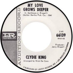 KING CLYDIE 65