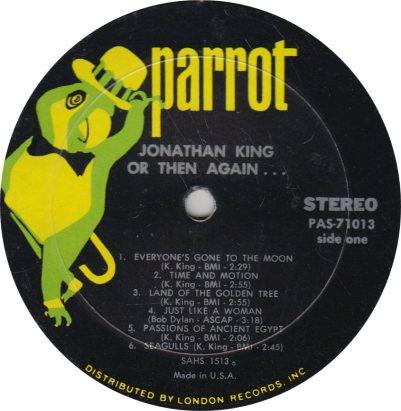 KING JONATHAN - 01