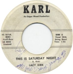 KIRK LACY 61 B