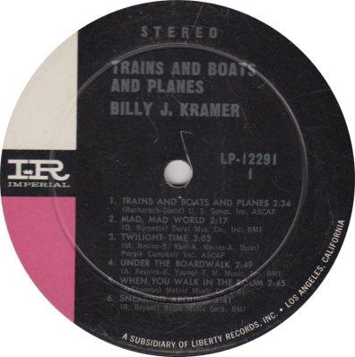 KRAMER BILLY J 03 LITTLE R