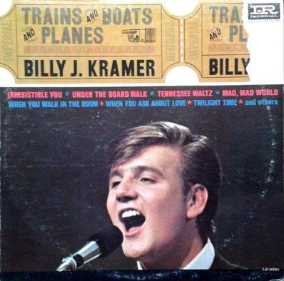 KRAMER BILLY J 03 TRAINS C