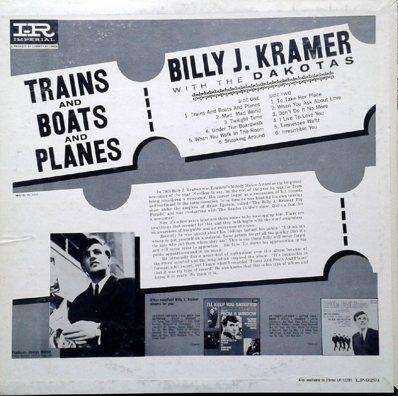 KRAMER BILLY J 03 TRAINS C2