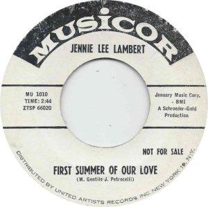 LAMBERT J LEE 61 B