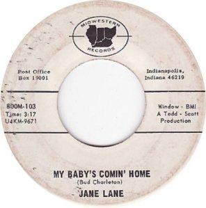 LANE JANE 67 A