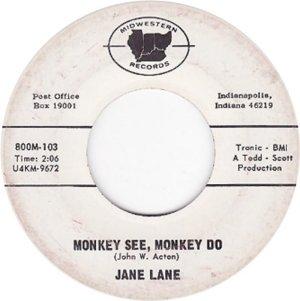 LANE JANE 67 B