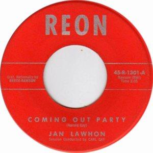 LAWHON JAN 62 B