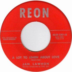 LAWHON JAN 62 C
