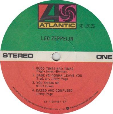 LED ZEP 1