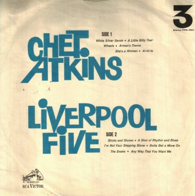 LIVERPOOL FIVE - AT