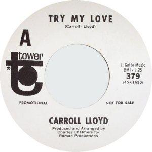 LLOYD CARROLL 66 A