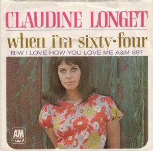 LONGET CLAUDINE 66 PS