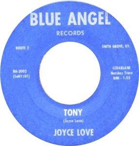 LOVE JOYCE 63 A