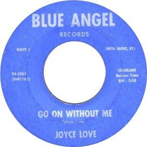 LOVE JOYCE 63 B