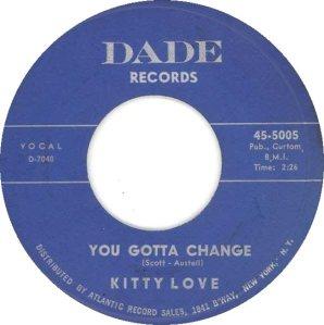LOVE KITTY 63 B