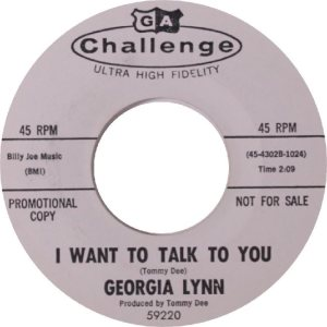 LYNN GEORGIA 63 B