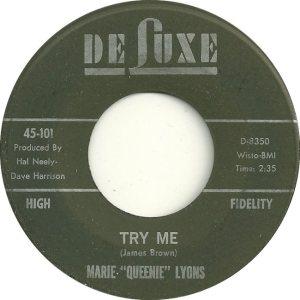 LYONS MARIE 68 B
