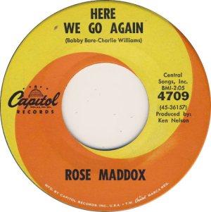 MADDOX ROSE 62 A