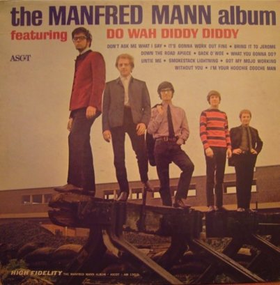 MANFRED MANN 01 DO WAH C