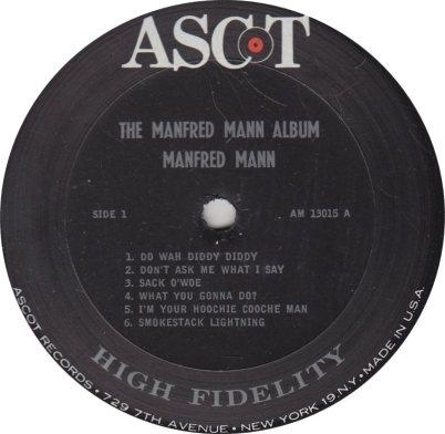 MANFRED MANN 01 DO WAH