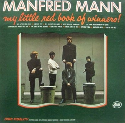 MANFRED MANN BOOK OF WINNERS C