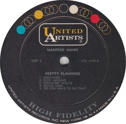 MANFRED MANN - FLAMINGO R_0001