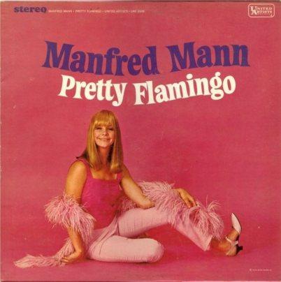 MANFRED MANN - FLAMINGO