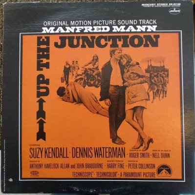 MANFRED MANN - JUNCTION COV