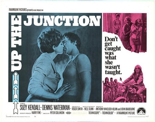 MANFRED MANN - JUNCTION POSTER