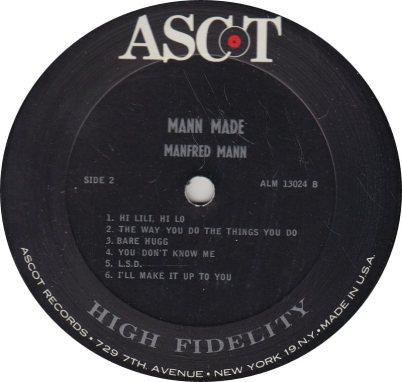 MANFRED MANN - MANN MADE R_0001